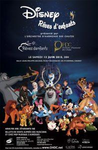 Disney, Rêves d'enfants
