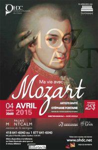 Ma vie avec Mozart