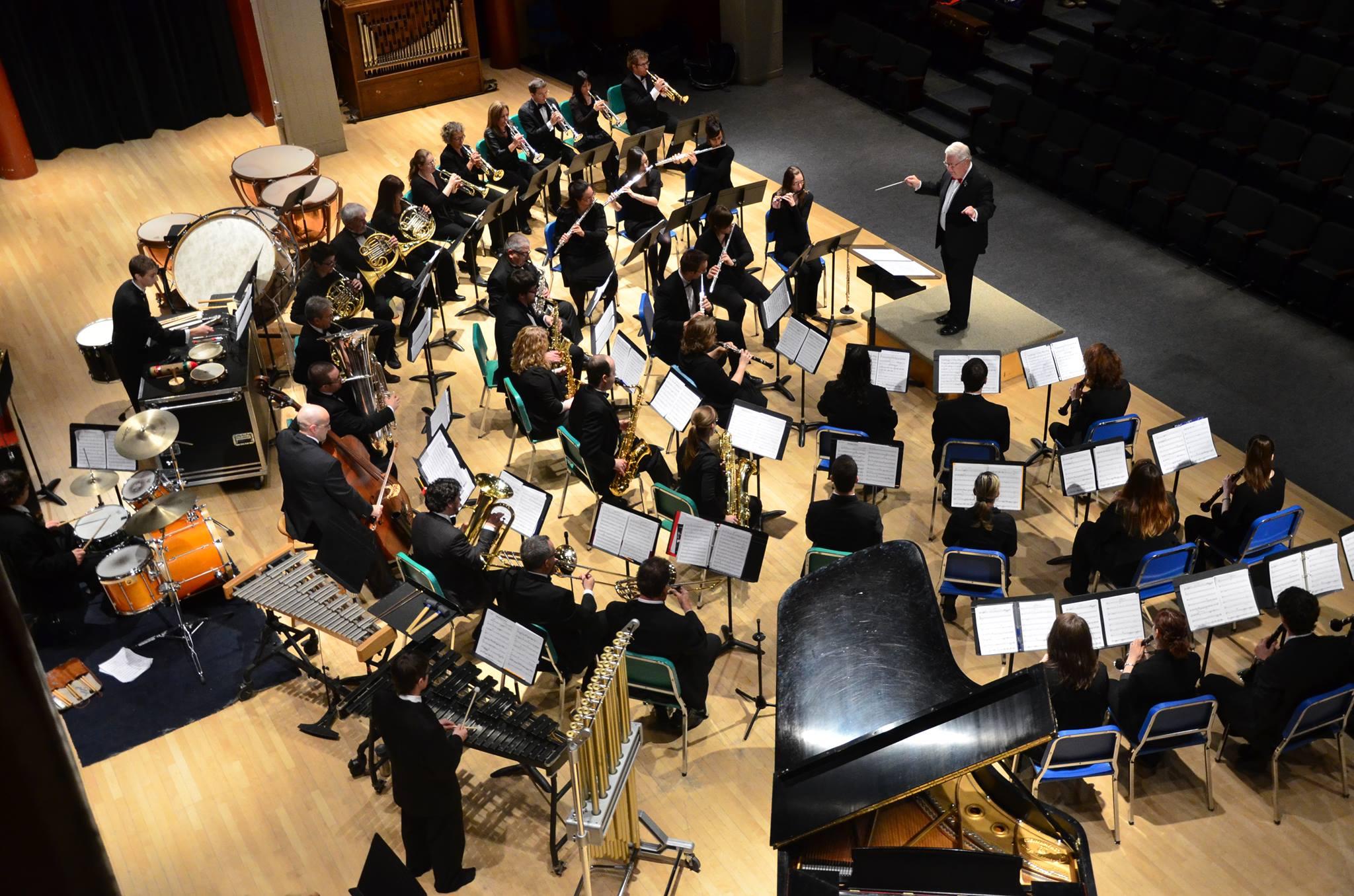Orchestre d'harmonie des Chutes